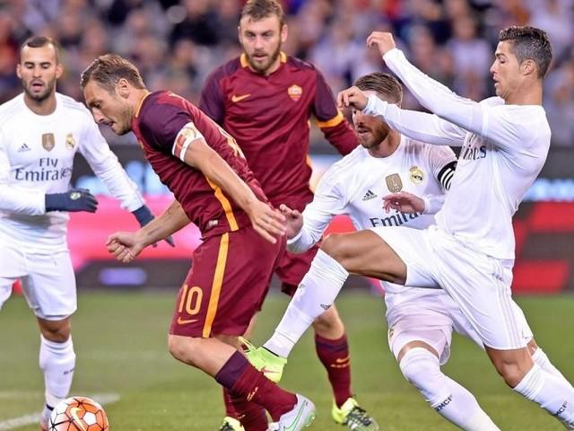 Amichevole, Roma - Real Madrid (diretta tv Sky Sport e TV8)