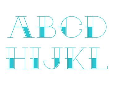 How to Create a Nautical Tattoo Font