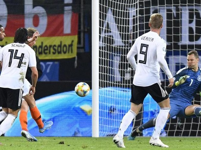 Calcio in tv: per le qualificazioni a Euro 2020 in campo Germania e Portogallo