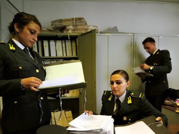 Gdf, negli ultimi 17 mesi sequestri per 9,3 miliardi di euro