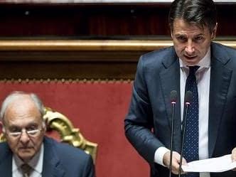"""Conte: """"A Bruxelles orgogliosi della manovra, basta austerity"""""""