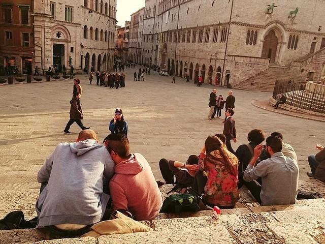 Umbria, cresce il turismo legato agli eventi