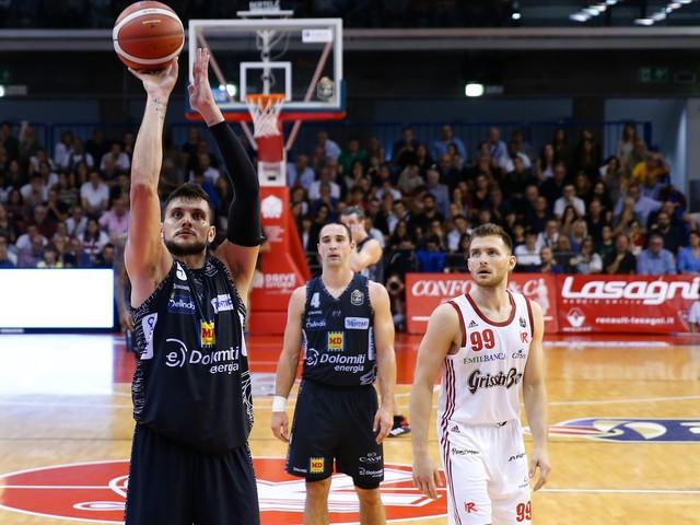 Aquila Basket: Ale Gentile sente il sostegno di tutti «Prometto che daremo il 100%»
