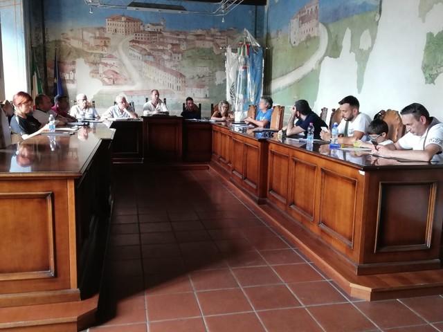 Il consiglio comunale di Allumiere dice no all'inceneritore a Tarquinia