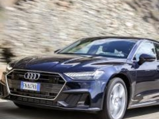 Nuova Audi A7 Sportback: l'astrocoupé