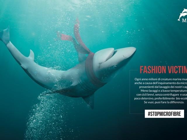 Stop microfibre: Marevivo promuove un'alleanza per un'industria tessile competitiva e sostenibile