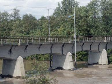 Le Ferrovie progettano il raddoppio della linea lungo il ponte sul Brenta