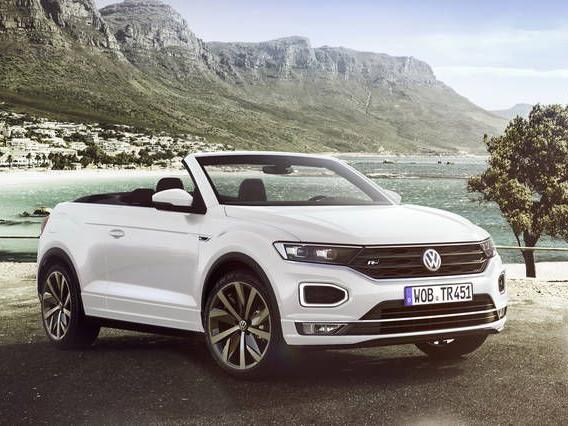 Volkswagen T-Roc: arriva la Cabrio