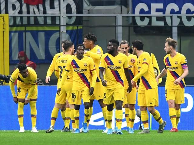 L'Inter perde 2-1 contro il Barcellona e saluta la Champions League