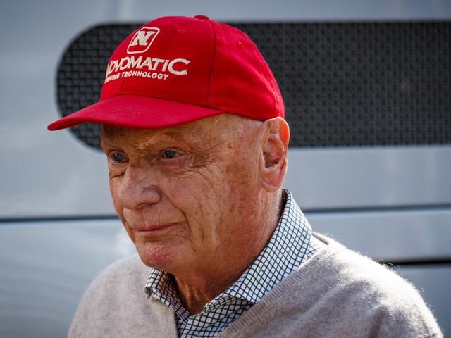 F1, Niki Lauda dimesso dall'ospedale. Buone notizie da Vienna