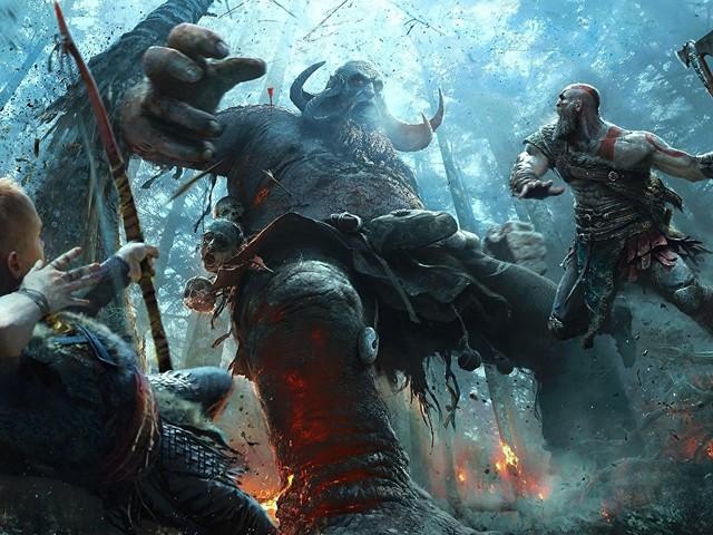 God of War su PS5 con framerate fino a 60FPS. I salvataggi da PS4 ci saranno