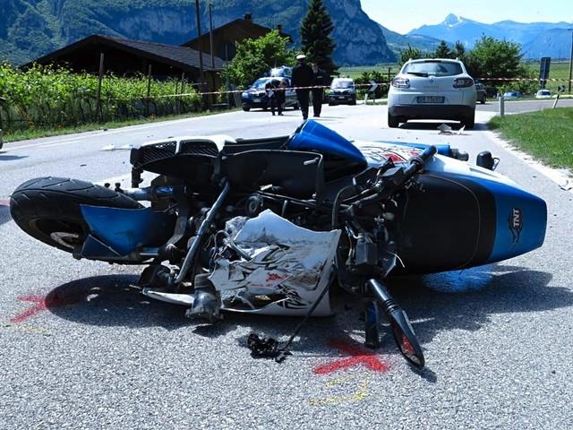 Moto pericolose, sei morti in Trentino in due settimane: «State attenti, è come avere un'arma carica»