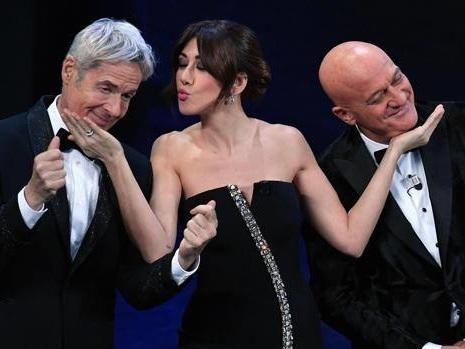 'Sanremo 2019', gli ascolti della prima serata: in calo il Baglioni bis, il confronto con le passate edizioni