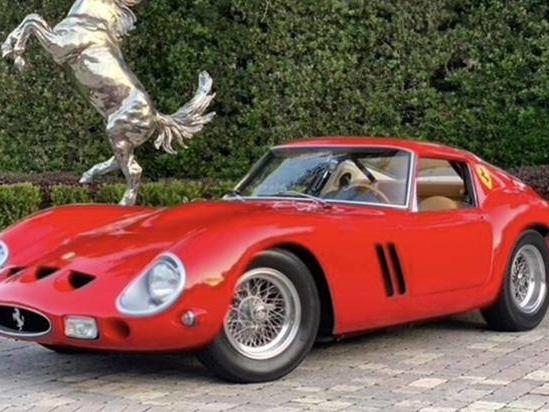 Ferrari all'asta: tra le magnifiche 10 anche due GTO che valgono più di 40 milioni Le foto