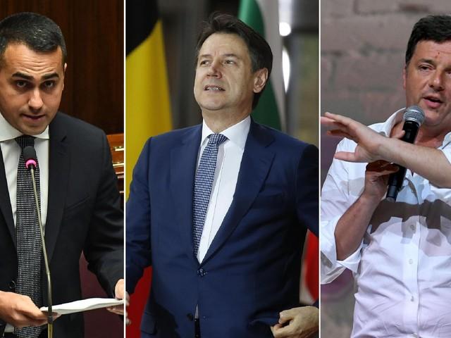 Fuoco incrociato sulla manovra: le minacce di M5s e Italia viva