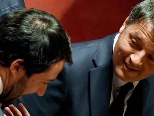 Domani a Porta a Porta ci sarà il duello tra Renzi e Salvini