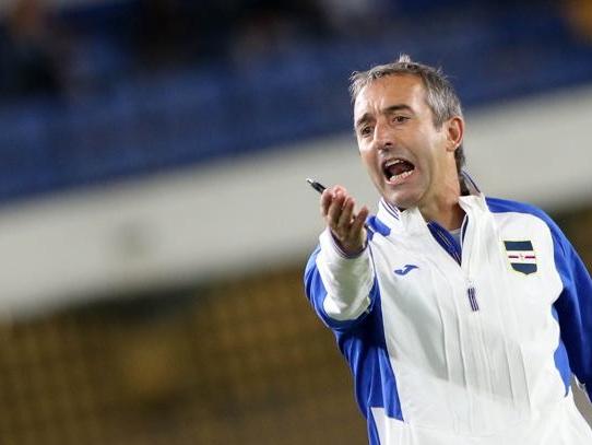 Giampaolo: «Dopo la Samp punto all'Inter. E poi apro una scuola calcio»