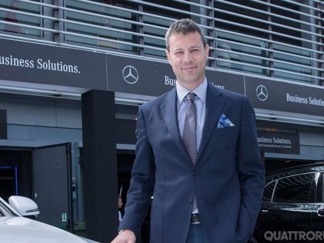 Flotte - La nostra intervista a Christian Catini (Mercedes)