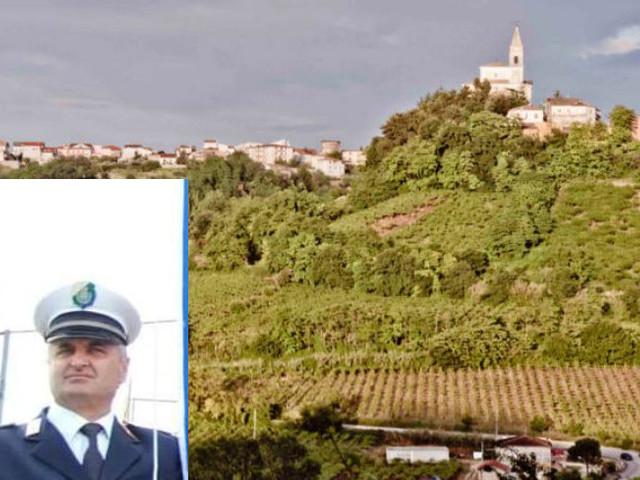 Tollo, improvvisa scomparsa del comandante della Polizia Municipale