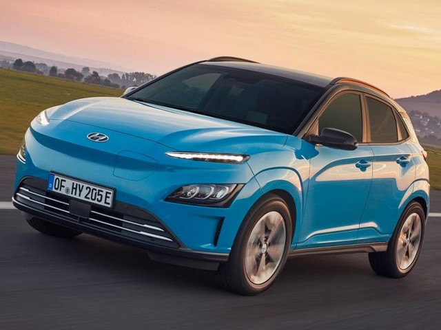 Hyundai Kona Electric - Su strada con il Model Year 2021