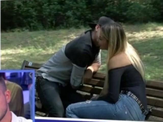 Uomini e Donne: Sabrina riceve una segnalazione, poi bacia Nicolò