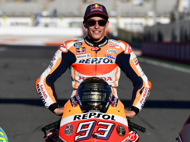 """Nomura (presidente HRC): """"La priorità di Honda è tenere Marquez"""""""