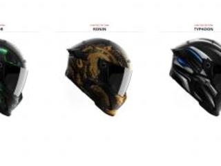 Ruroc Atlas Limited Edition: tanto carbonio e tecnologia