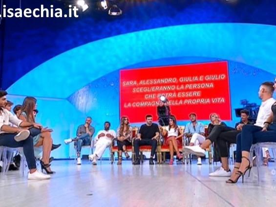 'Uomini e Donne': l'opinione di Chia sulla puntata del Trono classico del 20/09/19