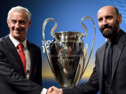 Champions ed Europa League: attesa per i sorteggi della fase a eliminazione diretta