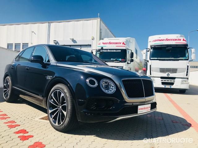 Bentley - Una Bentayga firmata Romeo Ferraris
