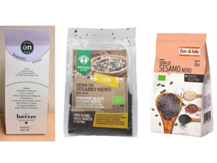 Da Coop e NaturaSì alcuni degli ultimi richiami per il sesamo con ossido di etilene. Interessati semi bio, biscotti e grissini