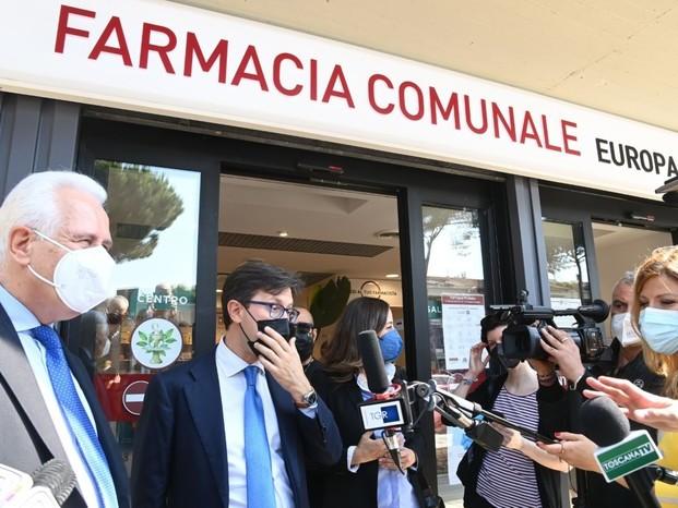 Vaccini: parte somministrazione in farmacie comunali Firenze