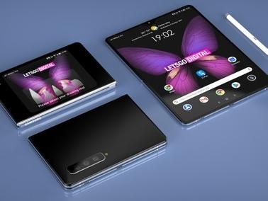 Samsung pensa ad un modo per usare la S Pen sugli smartphone pieghevoli | Brevetto