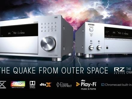 Onkyo TX-RZ830: aggiornamento con eARC e Amazon Music