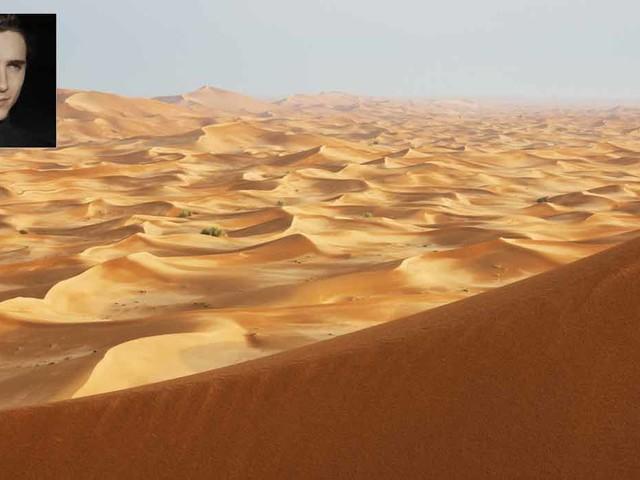 """Le suggestive location del film """"Dune"""""""