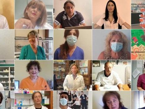 #Mettiamolamascherina, l'appello di farmacisti e operatori sanitari di Messina