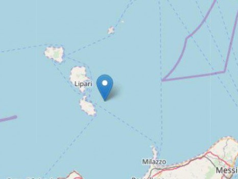 Terremoti nel Messinese, scosse a Novara di Sicilia e alle Eolie