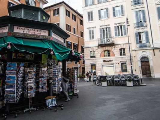 Titoli e aperture: la lettura del primo giorno di consultazioni sui giornali italiani