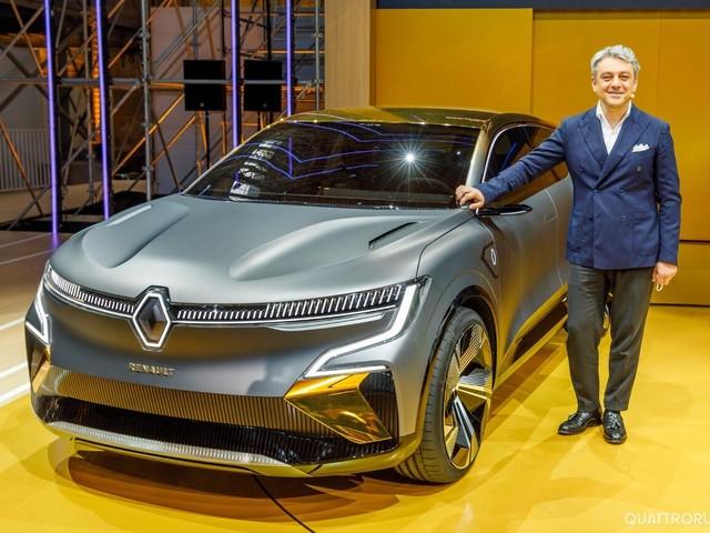 """Renault - Parla De Meo: """"Elettriche e ibride, pronti a sfidare Volkswagen e Toyota"""""""