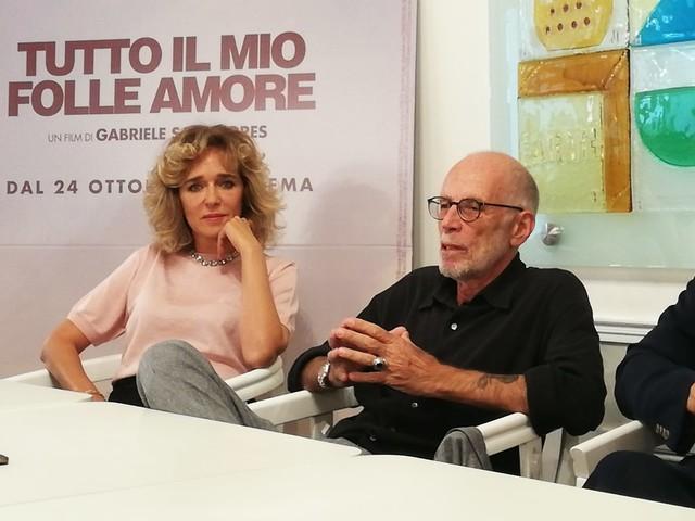 Tutto il mio folle amore: intervista a Gabriele Salvatores, Valeria Golino, Claudio Santamaria e Mauro Pagani