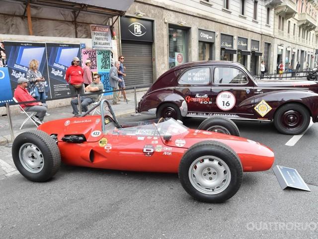 Street Show Quattroruote - Le bellezze del passato in concorso alla Heritage Zone