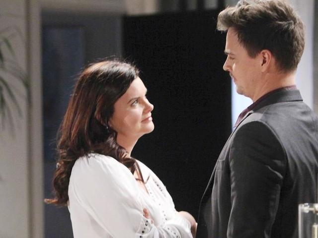 Beautiful trame 23-24 marzo: Katie lascia Wyatt e bacia Thorne