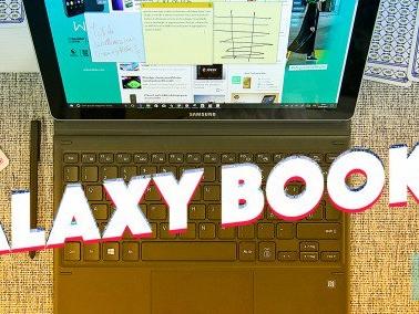 Recensione Samsung Galaxy Book 12: penna, AMOLED e Kaby Lake