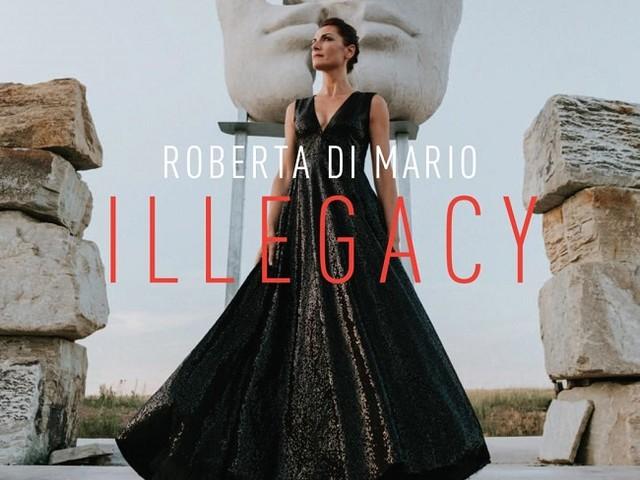 """Roberta Di Mario racconta il suo Nuovo Album """"Illegacy"""""""