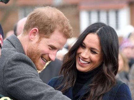 Meghan vuole una tata americana per il Royal Baby
