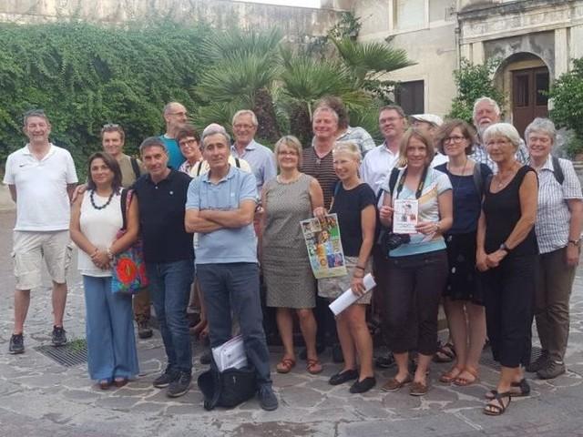 Catania, la Cgil incontra il sindacato tedesco