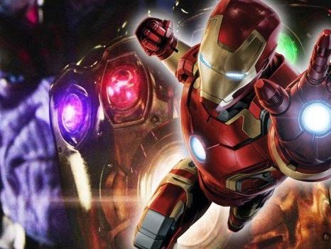 Avengers: Infinity War, uno sguardo ravvicinato alla nuova armatura di Iron Man. Foto