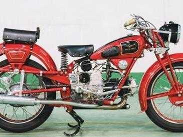 Gilera, Guzzi e scooter d'epoca all'asta con prezzi da record Foto