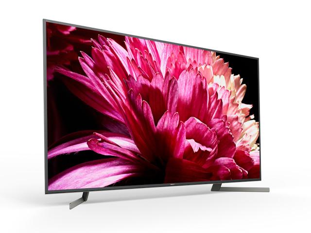 Le smart TV Sony Full-Array della serie XG95 arrivano in Europa