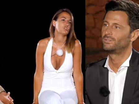 Temptation Island, Filippo Bisciglia perde la pazienza con Anna: «Basta, non posso vedere nemmeno la tua faccia»